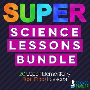 Science Test Prep Lessons BUNDLE