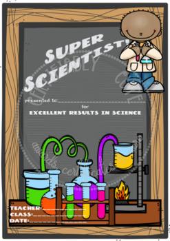 Super Scientist!