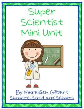 Super Scientist Mini Unit