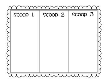Super Scooper- 3 addend addition