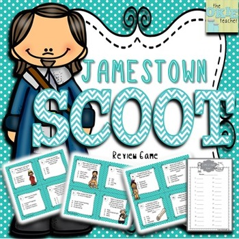 Jamestown Scoot Review Game