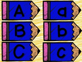 Super Seasonal Alphabet Match