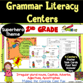 Super Second Grade Language Centers
