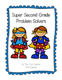 Super Second Grade Problem Solvers