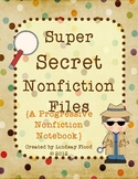 Nonfiction Interactive Notebook