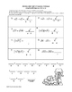 Super Secret Number Puzzles - Simplifying Radicals