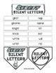 Super Secret Spy Silent Letters Mission FREEBIE