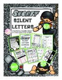 Super Secret Spy Silent Letters Mission Pack