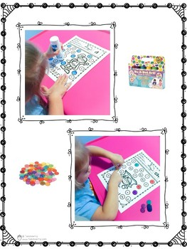 Super Seeker Dauber Dots - Compatible w/ Teach Your Child to Read in 100 Lessons
