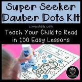 Super Seeker Dauber Dots - Compatible w/ Teach Your Child