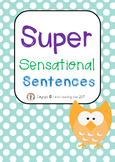 Super Sensational Sentences