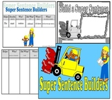 Super Sentence Builders