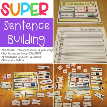 Super Sentence Building