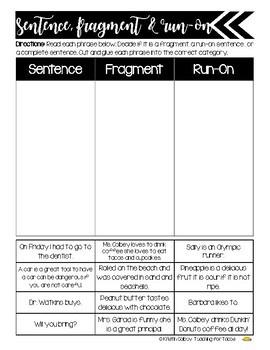 Super Sentence Lesson Pack