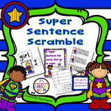 Sentence Order, Super Sentences