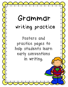 Grammar Writing Practice