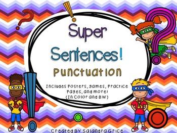 Super Sentences!