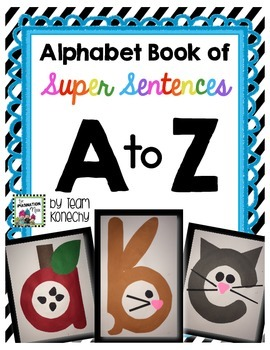 Super Sentences - ABC Book