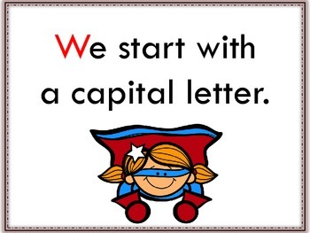 Super Sentences - An Introduction for Beginning Writers