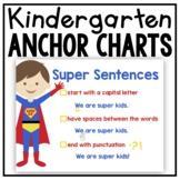 Super Sentences Anchor Charts