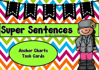 Super Sentences (Bright Cheveron)