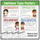 Super Sentences: Declarative, Interrogative, Exclamatory, & Imperative