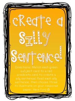 Super Sentences: Fall Edition