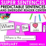 Predictable Sentences February Edition