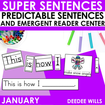 Predictable Sentences January Edition