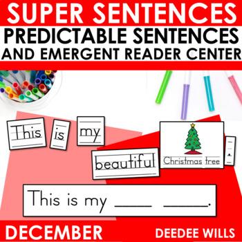 Predictable Sentences for Christmas