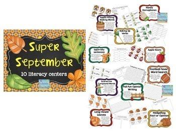 Super September center bundle