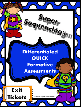 Super Sequencer - Exit Tickets