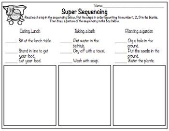 Super Sequencing Speech Packet