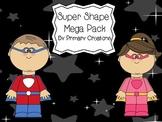 Super Shapes Mega Pack