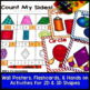 2D & 3D Shapes: 107 Pages of Worksheets & Hands on Activities