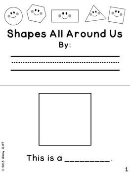 Shape Unit Part 2 KG.A.1.