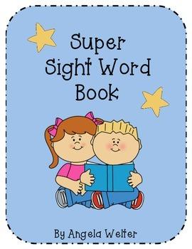 Super Sight Words