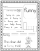 Super Sight Word Freebie