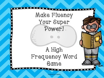 Super Sight Word Game