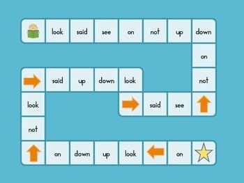 Super Sight Word Games