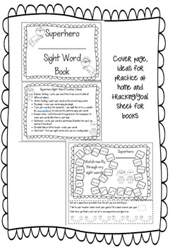 Super Sight Word Practice Sets - 220 Dolch Words