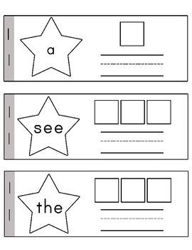 Super Sight Word Sampler-Dolch Pre-Primer Sight Words