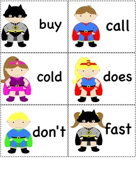 Super Sight Words 2nd