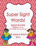 Super Sight Words - Dolch Bundle