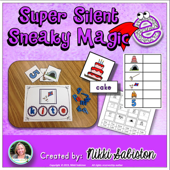 "Super Silent Sneaky Magic ""e"""