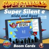 Super Silent e Boom Cards Digital Activities
