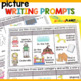 Writing Prompts for Reluctant Writers: Super Silly Pick a Prompt!