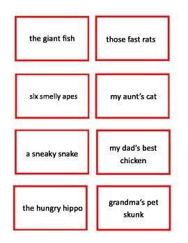 Super Silly Sentences II