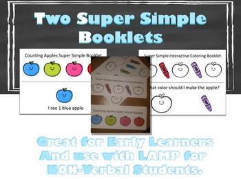 Super Simple Booklet