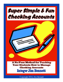 Super Simple & FUN Checking Accounts